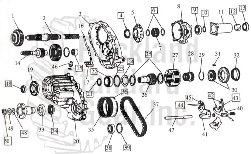 231 transfer case diagram wiring diagram best data