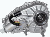 4409M-01N, New Borg Warner transfer case with motor